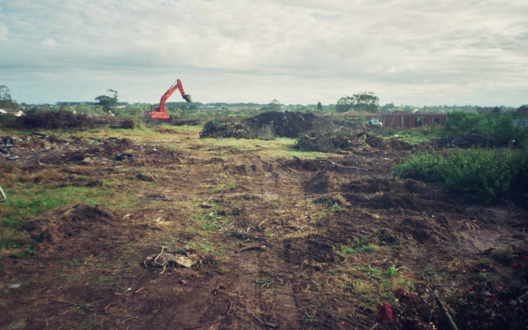 ERF 185, KABEGA PARK DEVELOPMENT LAND