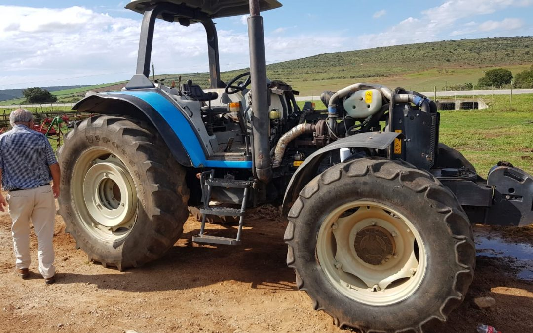 PUBLIC AUCTION COMPLETE DISPERSAL SALE OF FARM IMPLEMENTS, TRACTORS, WORKSHOP EQUIPMENT VECHILES, ETC